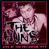 HUNS (TX) - LIVE AT THE PALLADIUM 1979