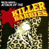 KILLER BARBIES - THE PHONE/LOVE KILLER/CHAINSAW TIME
