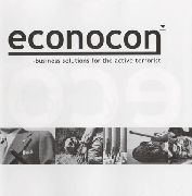 ECONOCON - BUSINESS SOLUTIONS FOR THE ACTIVE TERRORIST