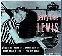 LEWIS, JERRY LEE - IT'LL BE ME + 3