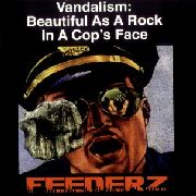 FEEDERZ - VANDALISM: BEAUTIFUL AS A ROCK IN..