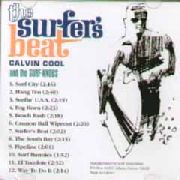 CALVIN COOL & THE SURF KNOBS - SURFER'S BEAT