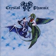 CRYSTAL PHOENIX - THE LEGEND OF THE TWO STONEDRAGONS