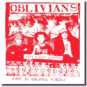 OBLIVIANS - ROCK'N'ROLL HOLIDAY (LIVE ATLANTA)