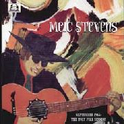 STEVENS, MEIC - SEPTEMBER 1965: TONY PIKE SESSIONS
