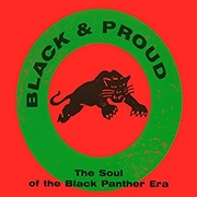 VARIOUS - BLACK & PROUD, VOL. 1 & 2 (2LP)
