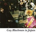 BLACKMAN, GUY - GUY BLACK MAN IN JAPAN