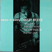 REECE, DIZZY - BLUES IN TRINITY