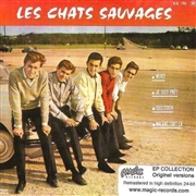 CHATS SAUVAGES, LES - MERCI/OBSESSIONS
