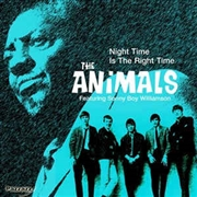ANIMALS - NIGHT TIME IS THE RIGHT TIME
