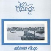CARDBOARD VILLAGE - SEA CHANGE (BLACK)