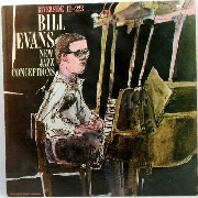 EVANS, BILL - NEW JAZZ CONCEPTIONS