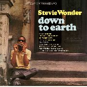 WONDER, STEVIE - DOWN TO EARTH