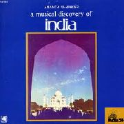 SHANKAR, ANANDA - A MUSICAL DISCOVERY OF INDIA