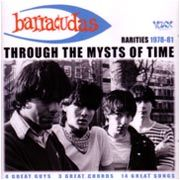 BARRACUDAS - THROUGH THE MYSTS OF TIME (180GR)