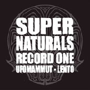 SUPERNATURALS - RECORD ONE (SPECIAL VERSION)