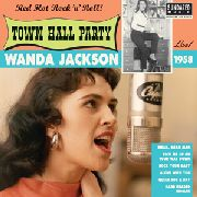 "JACKSON, WANDA - LIVE AT TOWN HALL PARTY (10"")"
