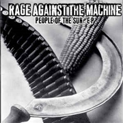 "RAGE AGAINST THE MACHINE - PEOPLE OF THE SUN (10"")"