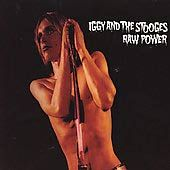 IGGY & THE STOOGES - RAW POWER (USA/BLACK)