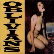 "OBLIVIANS - NEVER ENOUGH (10"")"