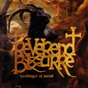REVEREND BIZARRE - HARBINGER OF METAL (2LP)