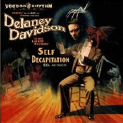 DAVIDSON, DELANEY - SELF DECAPITATION (+CD)