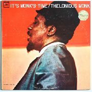 MONK, THELONIOUS - IT'S MONK'S TIME (USA)
