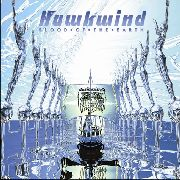 HAWKWIND - BLOOD OF THE EARTH (2CD)