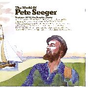 SEEGER, PETE - THE WORLD OF PETE SEEGER
