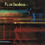 BARDENS, PETER - PETER BARDENS