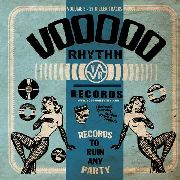 VARIOUS - VOODOO RHYTHM COMPILATION, VOL. 3