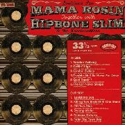 MAMA ROSIN & HIPBONE SLIM & THE KNEETREMBLERS - LOUISIANA SUN
