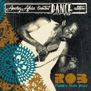 ROB (GHANA) - FUNKY ROB WAY