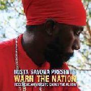 MISTA SAVONA - WARN THE NATION