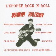 HALLYDAY, JOHNNY - L'EPOPEE ROCK'N'ROLL, VOL. 1