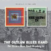OUTLAW BLUES BAND - OUTLAW BLUES BAND/ BREAKIN' IN (2CD