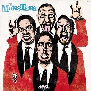 MONSTERS - POP UP YOURS (+CD)