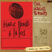 MAGIC BAND - OXFORD UK-JUNE 6, 2005 (2LP)