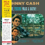 CASH, JOHNNY - NOW, THERE WAS A SONG! (ITALY) (+CD)