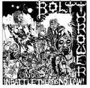 BOLT THROWER - IN BATTLE THERE IS NO LAW (UK)