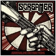 SCREAMER - (CLEAR) ADRENALINE DISTRACTIONS