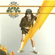 AC/DC - HIGH VOLTAGE (NL)