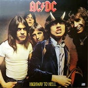 AC/DC - HIGHWAY TO HELL (USA)