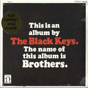 BLACK KEYS - BROTHERS (2LP)
