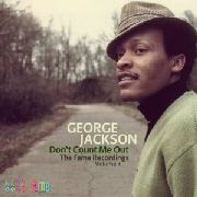 JACKSON, GEORGE - DON'T COUNT ME OUT