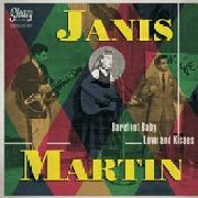 MARTIN, JANIS - BAREFOOT BABY/LOVE AND KISSES
