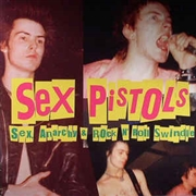 SEX PISTOLS - (COL) SEX, ANARCHY & ROCK'N'ROLL...