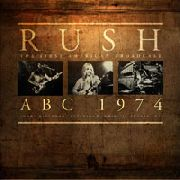 RUSH - ABC 1974 (2LP)