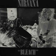 NIRVANA - BLEACH (USA)