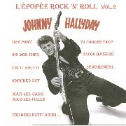 HALLYDAY, JOHNNY - L'EPOPEE ROCK'N'ROLL, VOL. 2